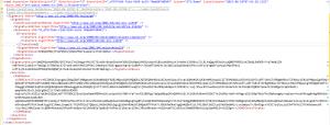 the typical SAML token signature element Future Processing